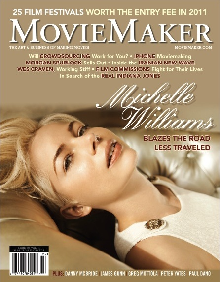 MovieMaker Magazine - Spring 2011