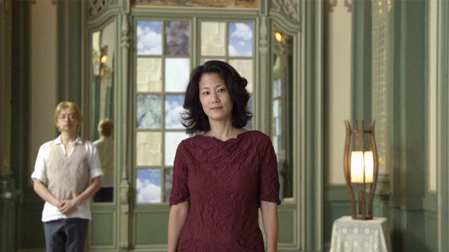 Advantageous, which premieres tonight at the Sundance Film Festival. Photograph by Richard Wong
