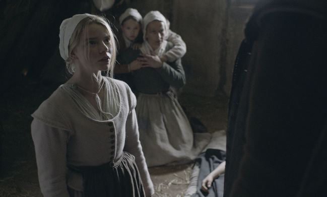 A still from The Witch. Photograph by Jarin Blaschke
