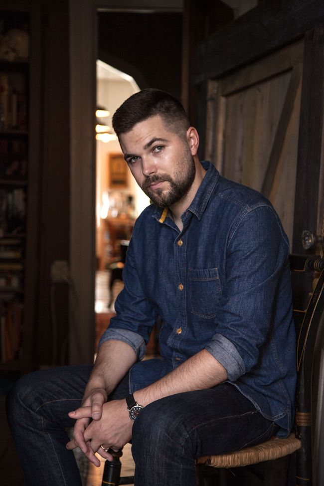 Robert Eggers. Photograph by Richard Koek