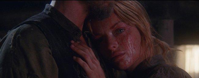 Francesca Eastwood and Chad Michael Murray byDonSalt