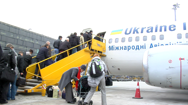 40 men took part in the Ukranian love tour documented in Love Me