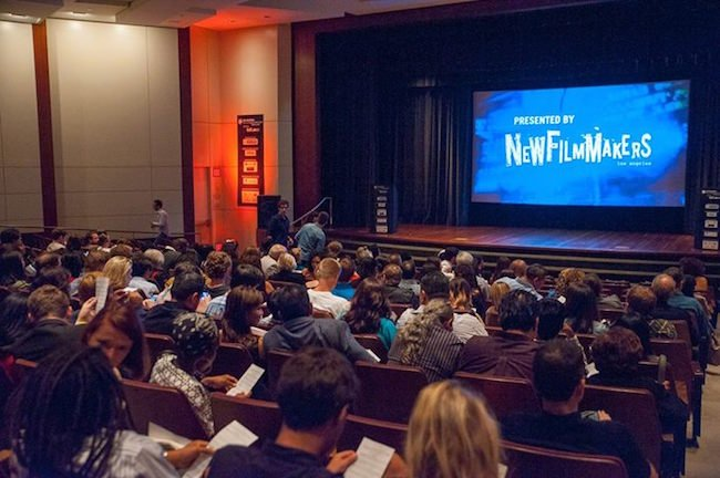 On Location is presented by NewFilmmakers LA, which aims to showcase emerging filmmakers worldwide