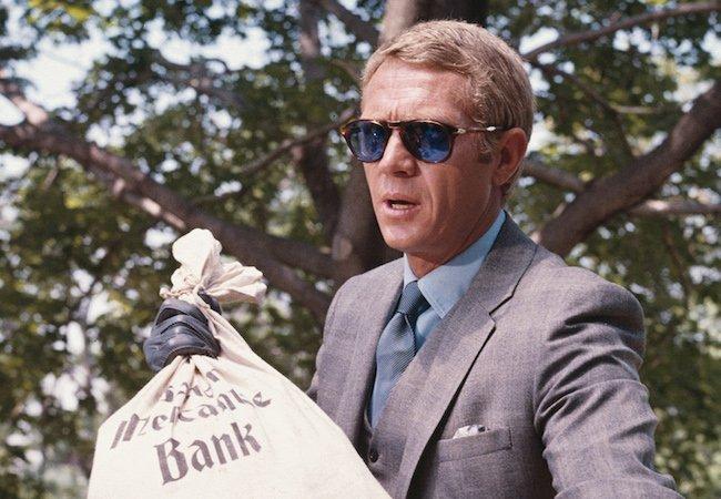 Steve McQueen The Thomas Crown Affair