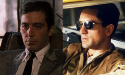 Robert De Niro Al Pacino Almost played each others roles