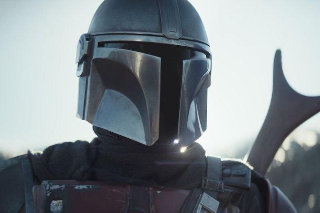 Mandalorian Baby Yoda Star Wars Holiday Special Mudhorn Mandalorian emmy nominations