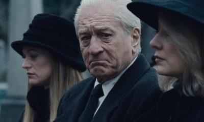 Irishman Oscars shutout Scorsese