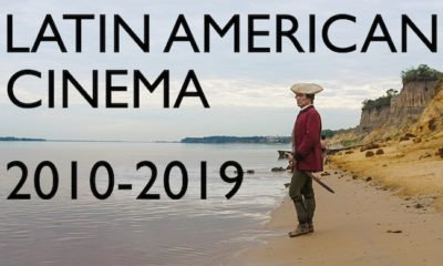 Best Latin American Cinema Zama After Lucia Young and Wild Carlos Aguilar