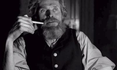 Willem Dafoe interview The Lighthouse