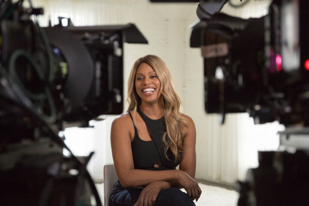 Laverne Cox Disclosure Trans Live On Screen