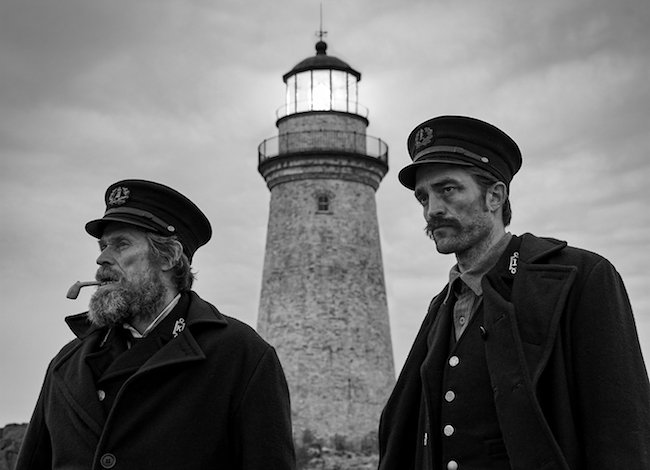 Willem Dafoe The Lighthouse Acting