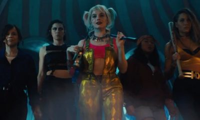 Birds of Prey Cathy Yan Margot Robbie Jurnee Smollett-Bell