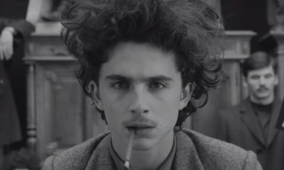 French Dispatch trailer Timothee Chalomet Wes Anderson