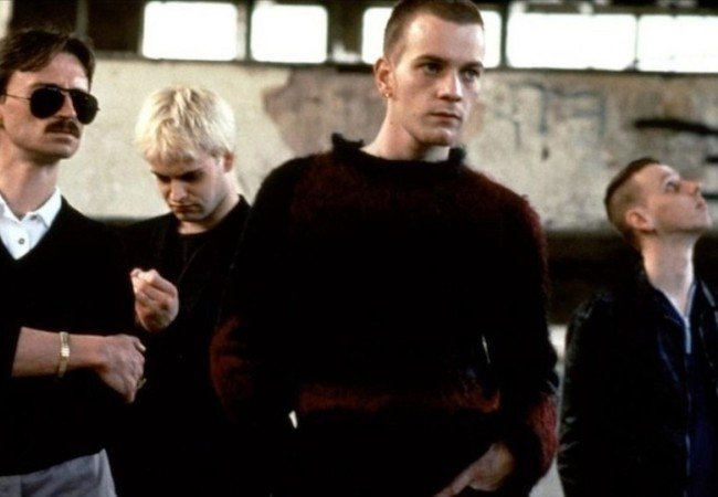 Ewan McGregor Trainspotting Birds of Prey