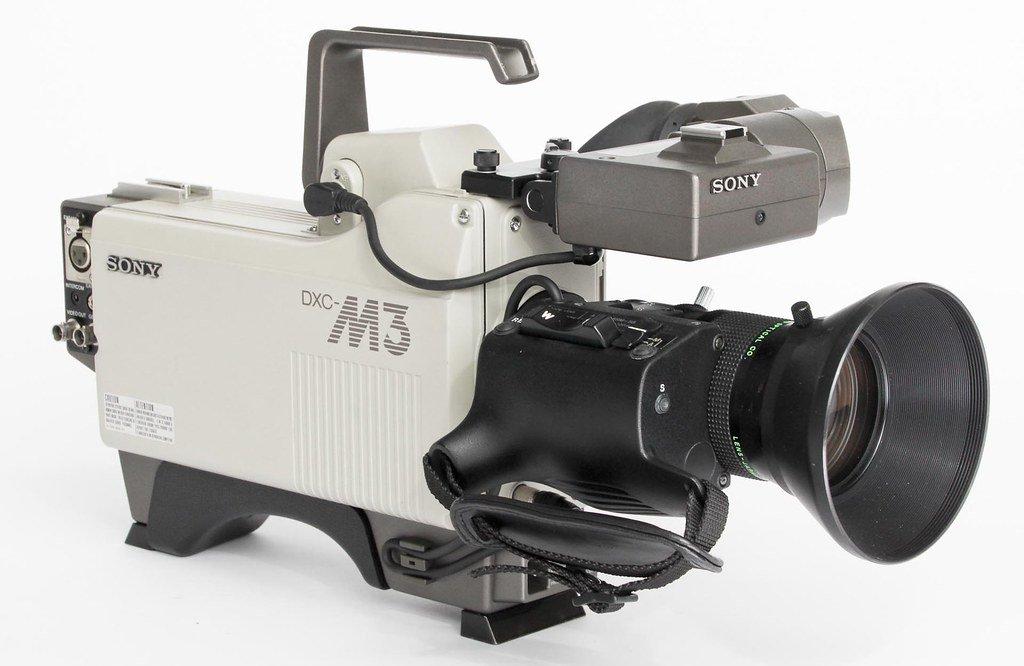 Sony Tube Camera