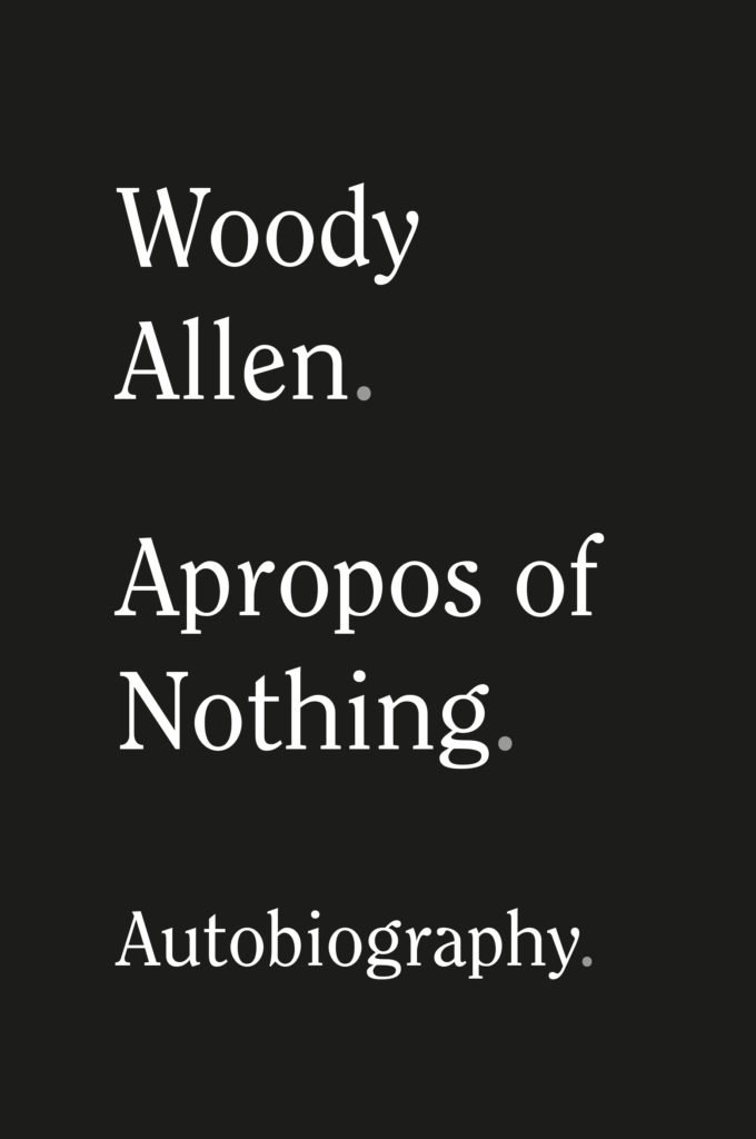 Dylan Farrow Woody Allen memoir Apropos of Nothing