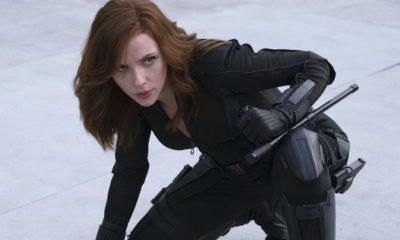 Black Widow movie news