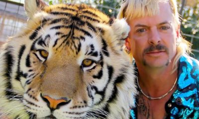 Joe Exotic was a cop