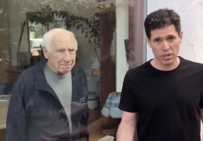 World War Max Brooks Mel Brooks