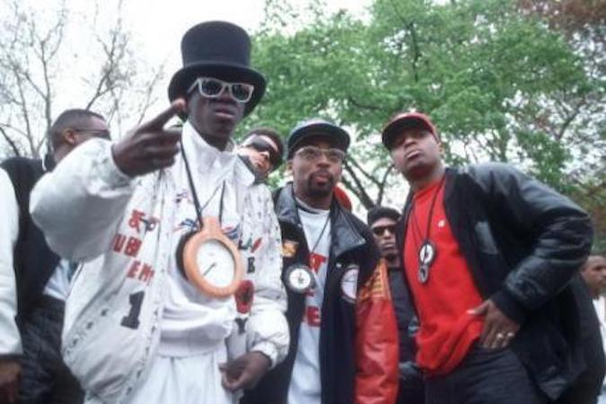 Public Enemy movie Fight the Power Flavor Flav