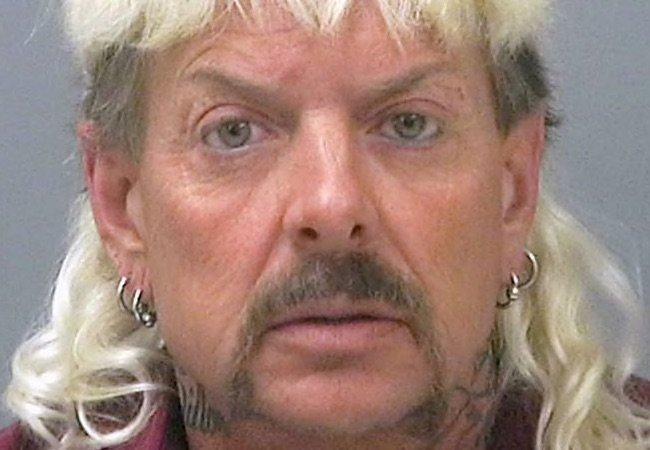 Joe Exotic prison Tiger King
