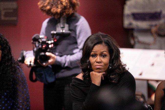 Michelle Obama doc theaters tiger king prison movie news