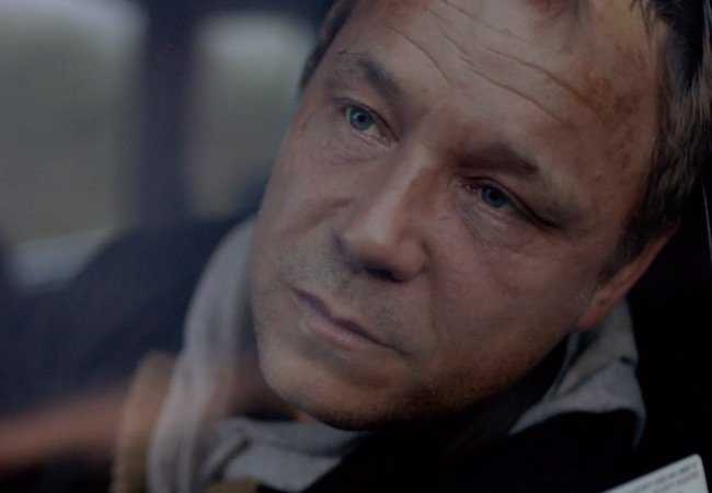 Stephen Graham The Virtues