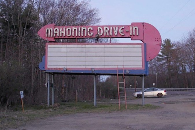 At the Drive-In drive-in theaters podcast drive-ins