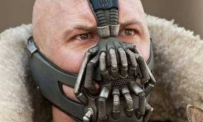 Bane Mask Tyler Perry Tom Hanks