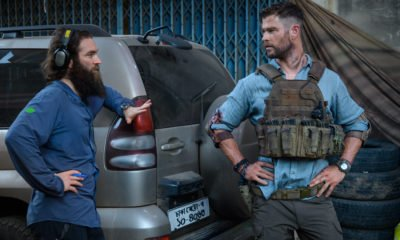 Sam Hargrave Chris Hemsworth Extraction