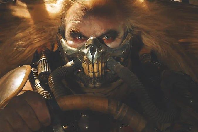 Mad Max: Fury Road ending beginning
