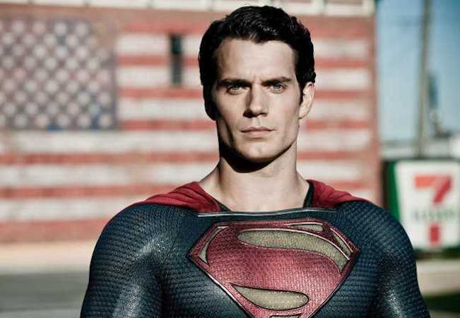 Superman movie news Scorsese