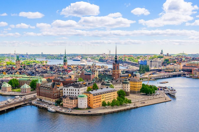 Can you film in Sweden?