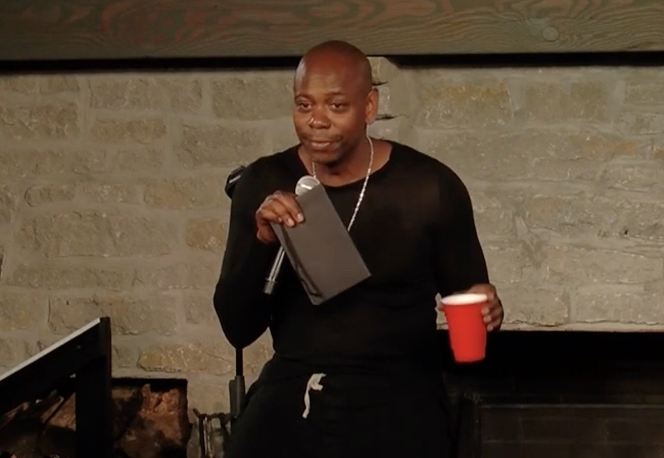 Dave Chappelle movie news LA Filming The Industry podcast