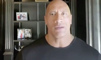 Dwayne The Rock Johnson Movie News