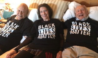 Carl Reiner Black Lives Matter BLM