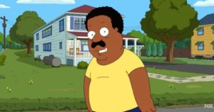 POC Characters Cleveland Brown Recast Series