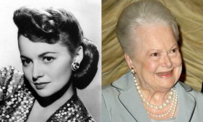 RIP Olivia De Havilland RIP John John Saxon The Rental Dan Stevens Sheila Vand What is cancel culture