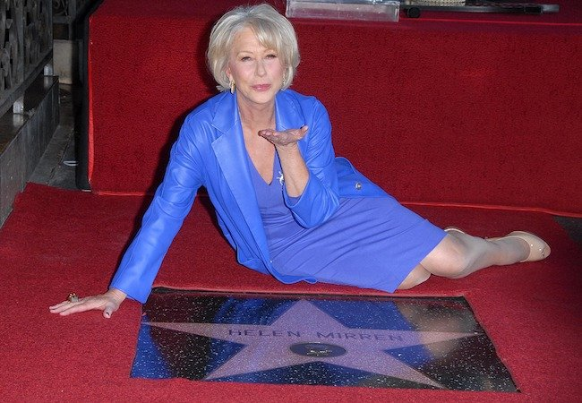 Helen Mirren Vanilla Ice Blood Circus