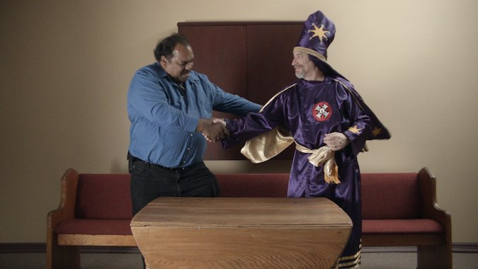 Daryl Davis Accidental Courtesy