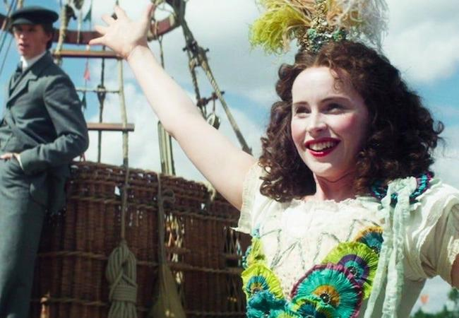 Was Amelia Wren Real? Felicity Jones The Aeronauts