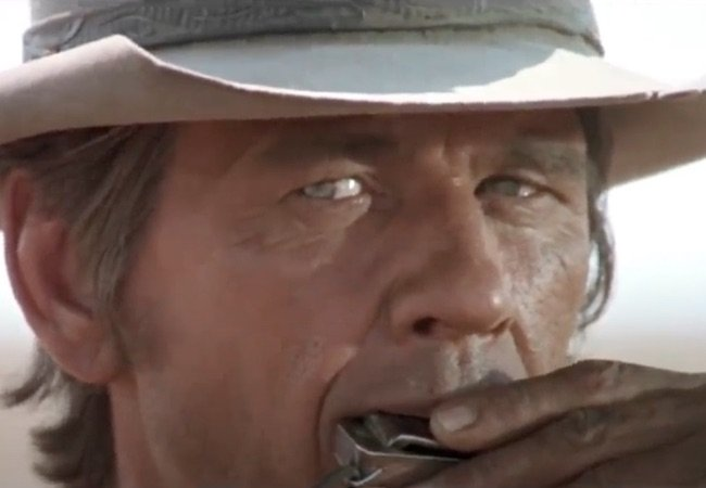 Harmonica Charles Bronson Once Upon a Time in the West Ennio Morricone RIP