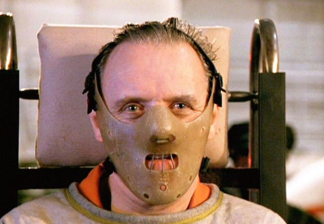 Silence of the lambs Easter eggs Hannibal Lecter