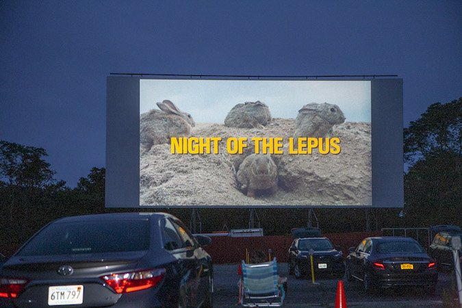 John Waters Night of the Lepus Provincetown