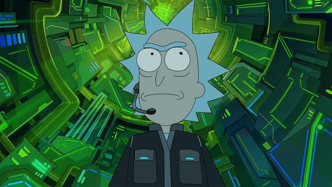 Rick and Morty Not Recasted