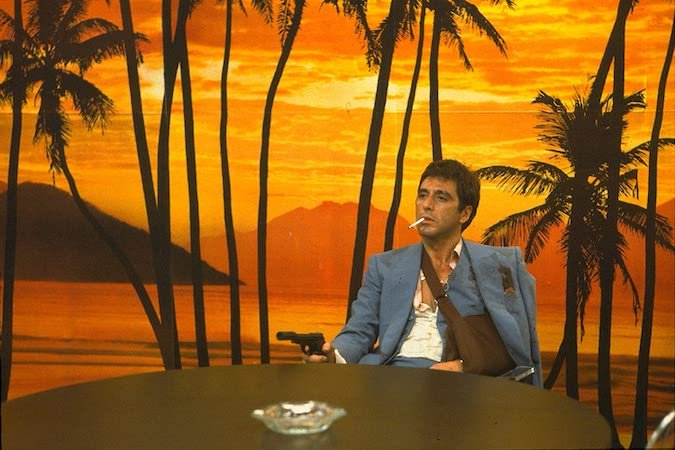 Scarface Chasing the Light Exclusive Book Excerpt Oliver Stone