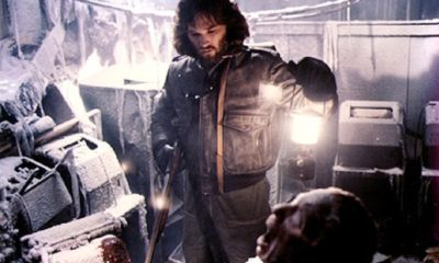 Kurt Russell John Carpenter The Thing Texas Chainsaw