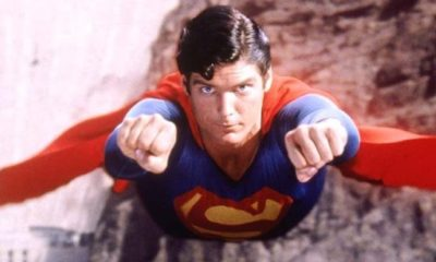 Christopher Reeve roles superman
