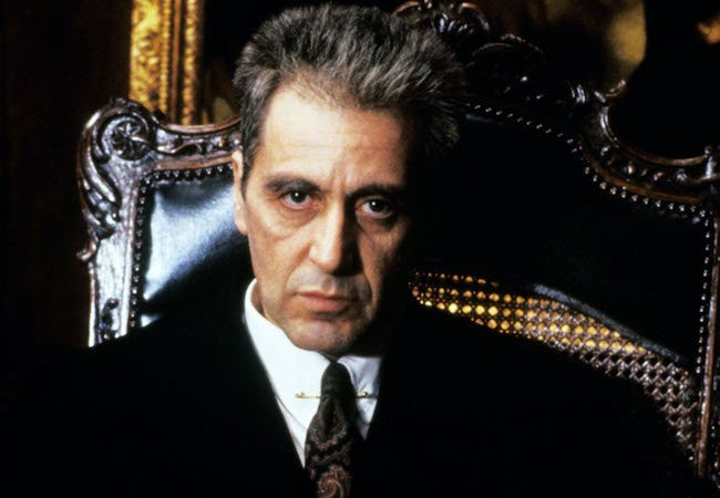 Godfather Part III Godfather Coda
