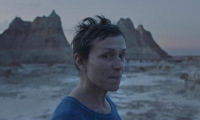 Nomadland Frances McDormand Chloe Zhao